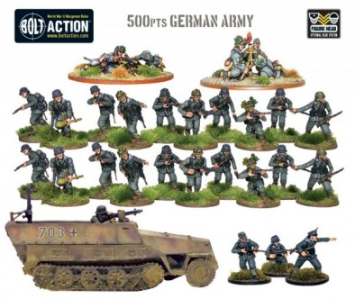 500pts German Army Deal