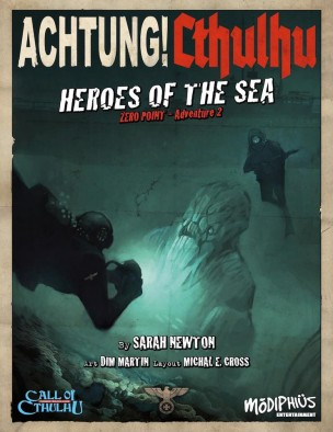 Achtung! Cthulhu - Heroes of the Seas