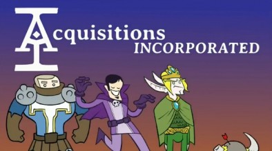 Acquisitions Incorporated Art
