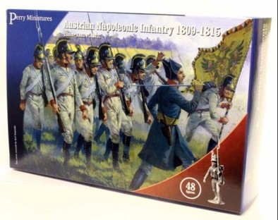Austrian Infantry Box Set