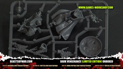 Dark Vengenance (Limited Edition) Unboxed