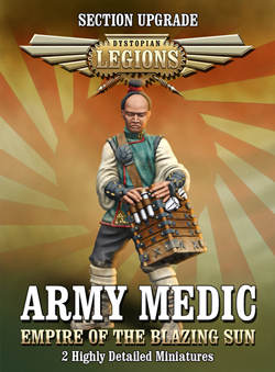 Empire of the Rising Sun Medic