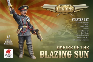 Empire of the Rising Sun Starter Set