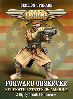 Federated States of America Forward Observer