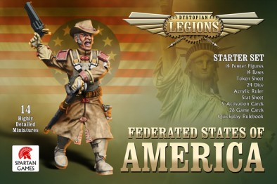 Federated States of America Starter Set