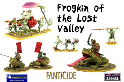 Frogkin of the Lost Valley