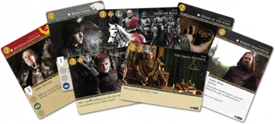 Game of Thrones Card Fan