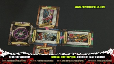 Infernal Contraption: a Bodgers Game Unboxed