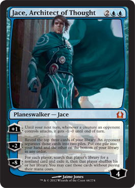 Jace Architect of Thought