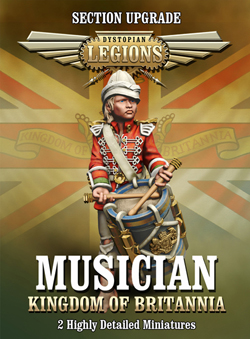 Kingdom of Britannia Musician