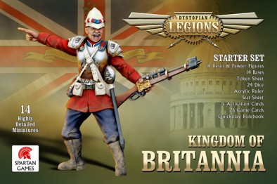 Kingdom of Britannia Starter Set