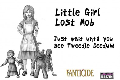 Little Girl Lost Mob