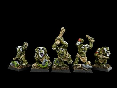Painted Goblin Cannibals