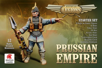 Prussian Empire Starter Set