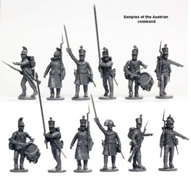 Sample Austrian Miniatures