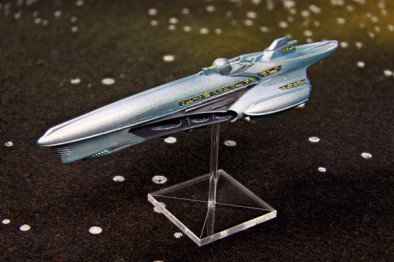 The Syndicate Spur Class Heavy Cruiser