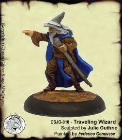 Traveling Wizard