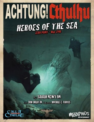 Achtung! Cthulhu Heroes of the Sea