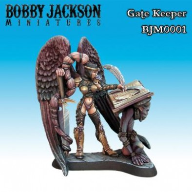 Bobby Jackson - Gate Keeper Limited Edition