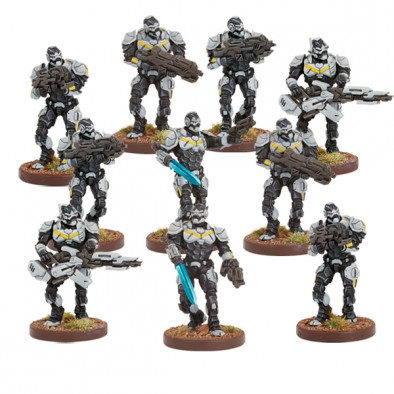 Enforcer Strike Section
