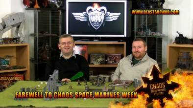 Farewell to Chaos Space Marines Week