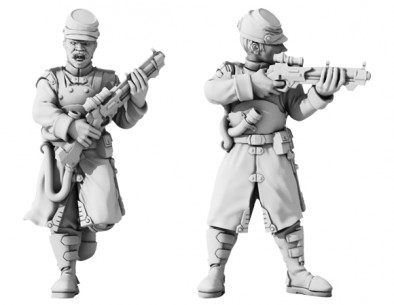 Federal Infantry #1