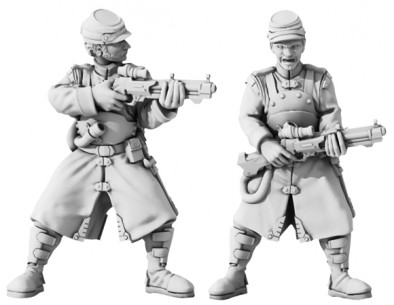 Federal Infantry #2