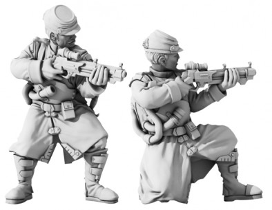 Federal Infantry #3