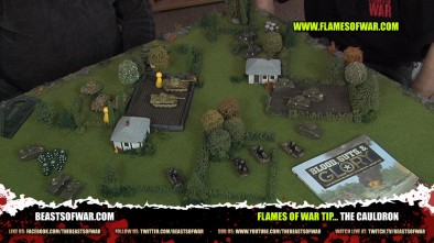Flames of War Tip... The Cauldron
