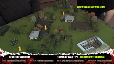 Flames of War Tips... Fighting Withdrawal