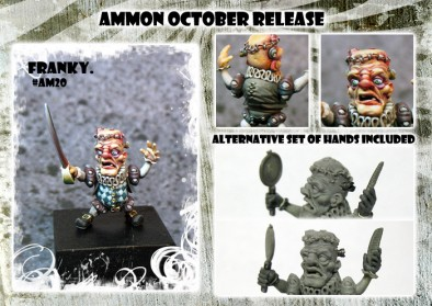 Franky - Ammon October Release