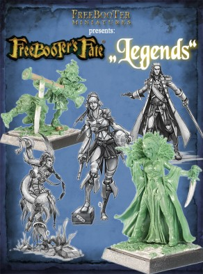 Freebooter's Fate - IndieGoGo Freebooter Legends