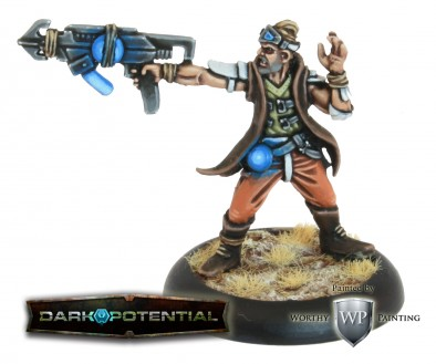 PMC Director - Dark Potential by Worthy Painting