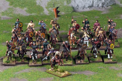 Strathclyde 4pt Warband