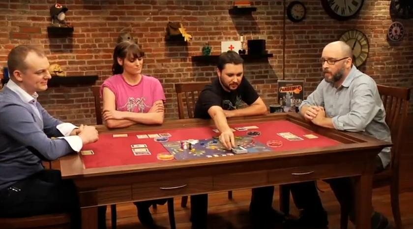 TableTop Episode Pandemic Beasts Of War - Make your own gaming table