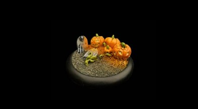 Titan Forge - Halloween Bases 50mm