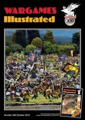 Wargames Illustrated 300th Issue