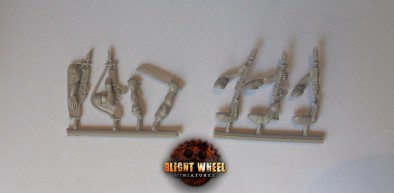 Weapon Sprues