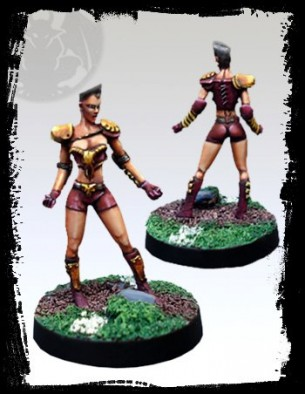 Elise - Greebo Miniatures