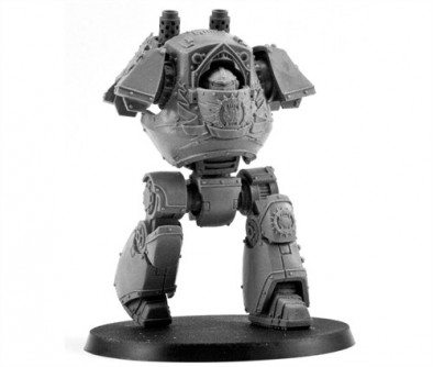 Forge World - World Eaters Contemptor Dreadnought