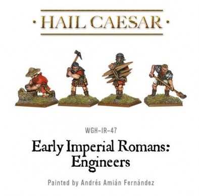 Hail Caesar - Early Imperial Romans Engineers