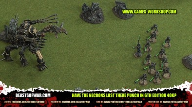 Have the Necrons Lost There Punch in 6th Edition Warhammer 40K?
