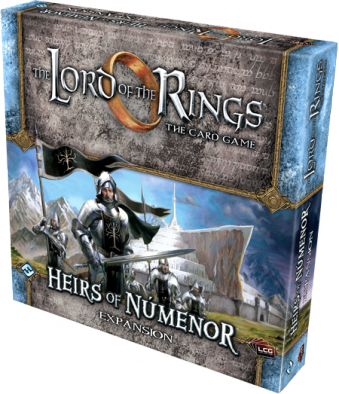 Heirs of Numenor Box Art