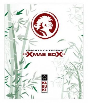Kabuki - Knights of Legend Box Set