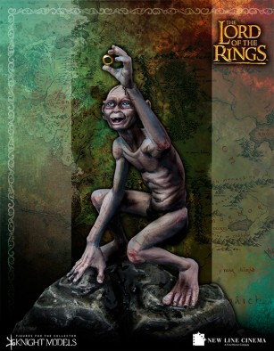 Knight Models - Gollum with Ring