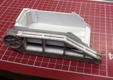 Puppets War - Armoured Vehicle Base