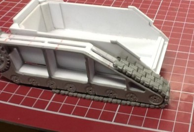 Puppets War - Armoured Vehicle Tracks
