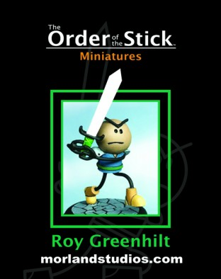 Roy Greenhilt #1