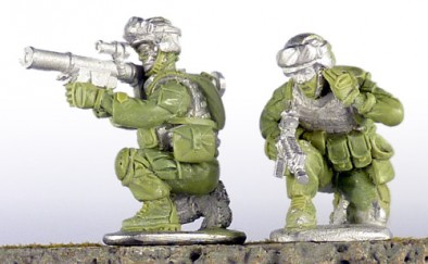 USMC Special Weapons