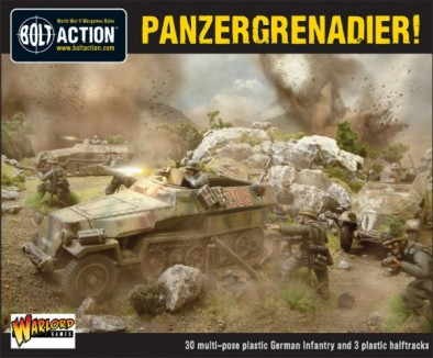 Warlord - Panzergrenadier Force